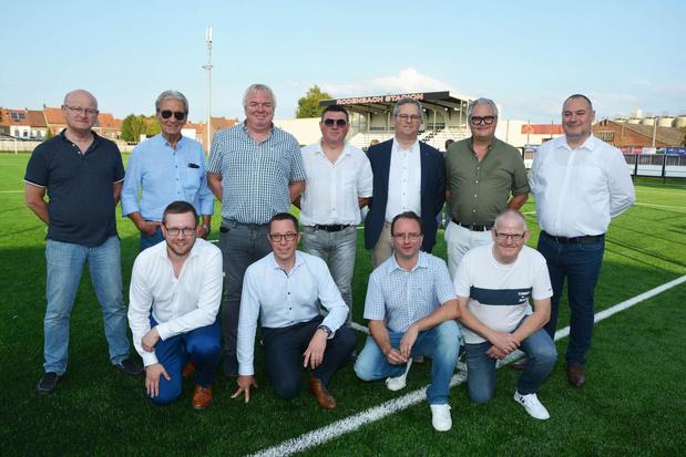 Club Roeselare bouwt aan toekomst met vernieuwd stadion