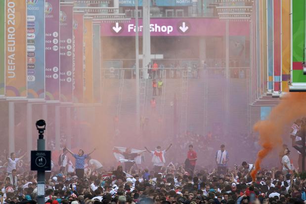 'Huiselijk geweld na EK-finale: meer dan een pint'