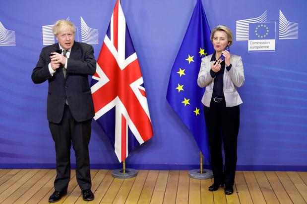 Brexit-deal verwijst naar Netscape en andere verouderde technologie