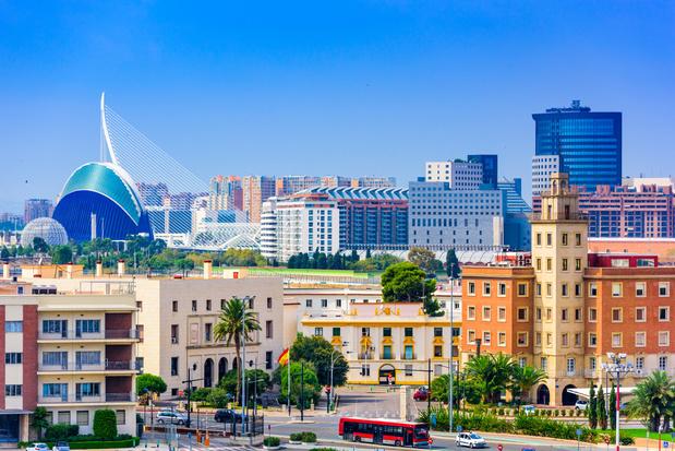 Valencia meet als eerste stad ter wereld de CO2-uitstoot van toeristen