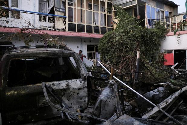 'VS-bombardement op IS-bomauto in Kaboel doodde burgers, geen strijders'