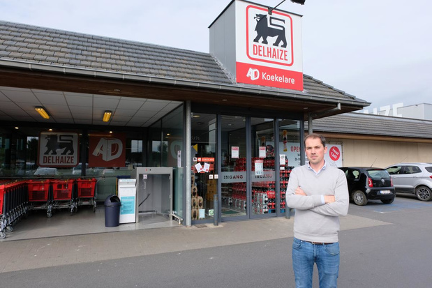 Zaakvoerder Delhaize Torhout neemt winkel Koekelare over
