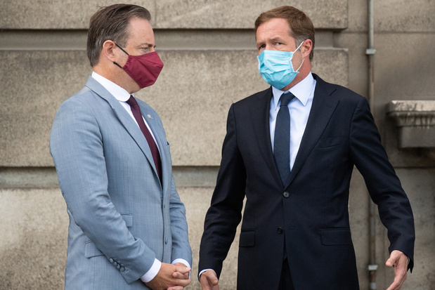 'Zowel De Wever als Magnette verdient lof, of toch een beetje'