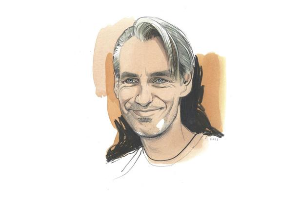 Radiomaker Wim Oosterlinck: 'Wie zo lang in de media werkt, kweekt een dik vel'