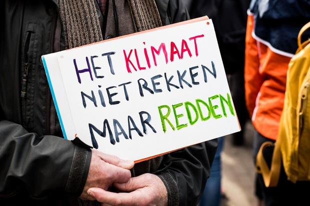 Belgisch klimaatbeleid krijgt dieprode cijfers