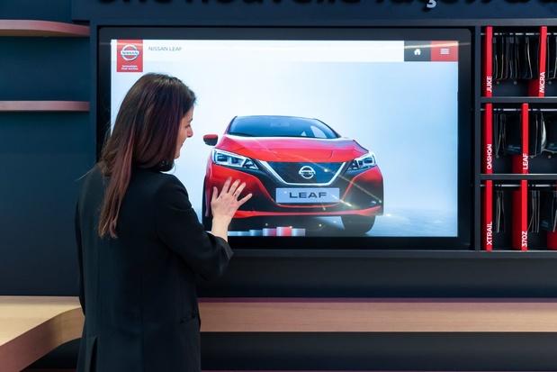 Nissan opent de eerste Nissan City Hub in Frankrijk