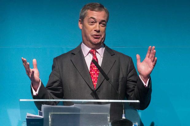 'Farage heeft de Britse politiek getransformeerd. Kan hij het een tweede keer doen?'