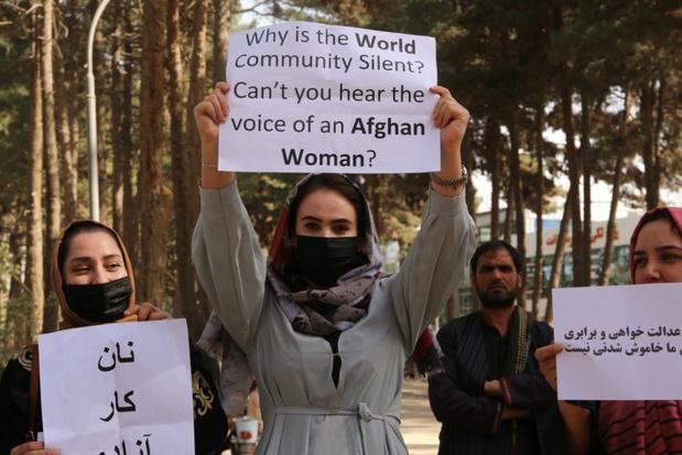 Afghaanse vrouwen, Alexej Navalny en Boliviaanse politica genomineerd voor Sacharovprijs