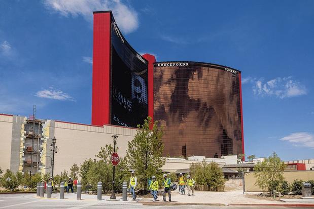 Un premier casino à Las Vegas en 10 ans