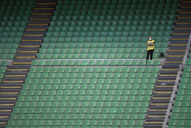 Sportministers zetten licht op groen voor protocol stadionbezoek