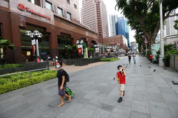 'Singapore staat op scherp, altijd'