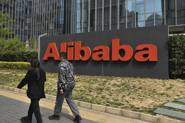 Alibaba logiquement en perte