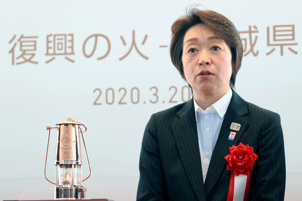 Seiko Hashimoto gaat organisatiecomité Olympische Spelen leiden