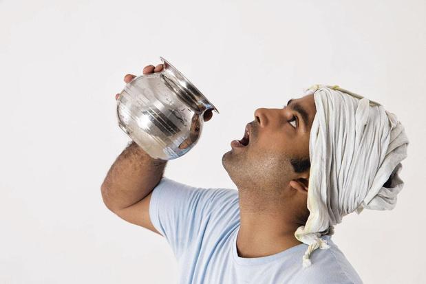 Voldoende drinken verlaagt risico op hartfalen