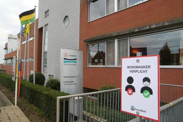 Woonzorgcentrum Sint-Medard in Wijtschate opnieuw coronavrij
