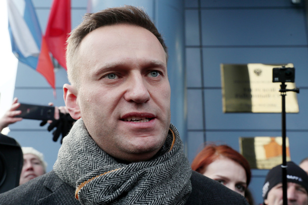 Moskou wil Navalny bij terugkeer meteen oppakken