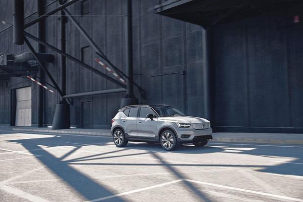 Volvo XC40, l'électrique arrive