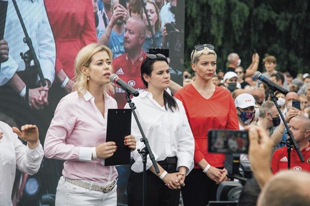 Bélarus: trois femmes contre un dictateur