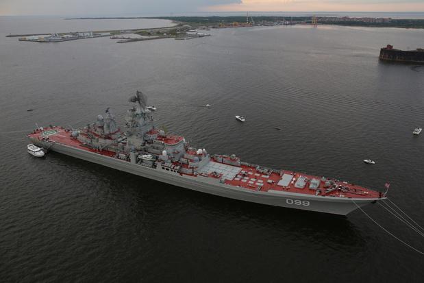 Rusland begint militaire manoeuvres om poolgebied te beschermen