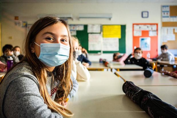 Le covid a accentué le stress des élèves du secondaire