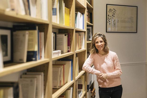"""Julia de Funès: """"Le travail n'est pas une raison d'être"""""""