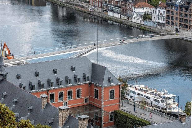Quand le numérique transforme la ville de Namur