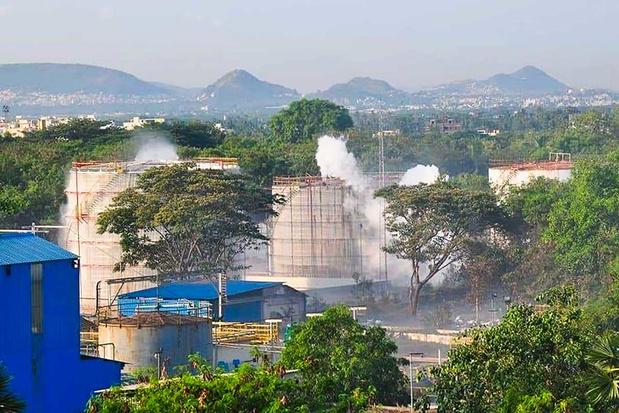 Gaslek Indiase fabriek: zeker 7 doden en minstens 1.000 gewonden