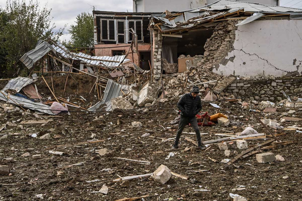 'Waarom Iran zich niet wil verbranden aan het conflict in Nagorno-Karabach'