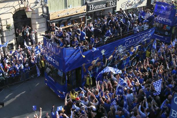 Flashback naar 2 mei 2016: Leicester City doet het onmogelijke