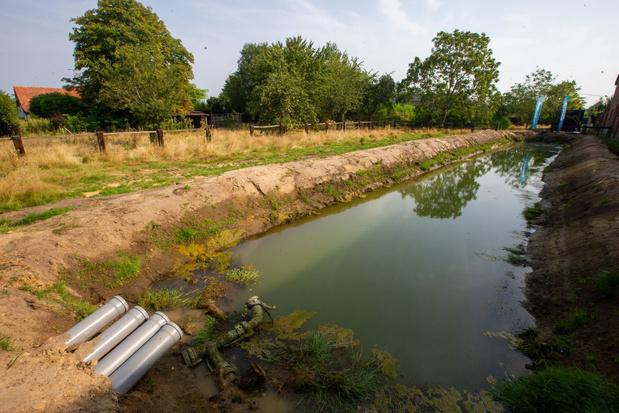 Grondwater staat weer normaal op driekwart van de plaatsen