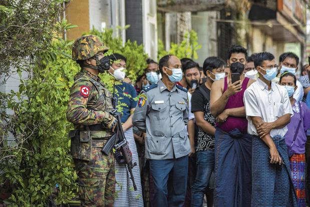 Birmanie: junte militaire, le retour