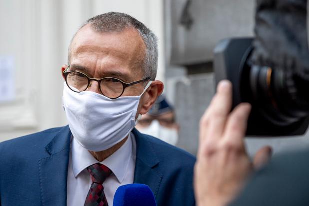 Frank Vandenbroucke (SP.A): 'Als dijken breken, is ramp totaal'