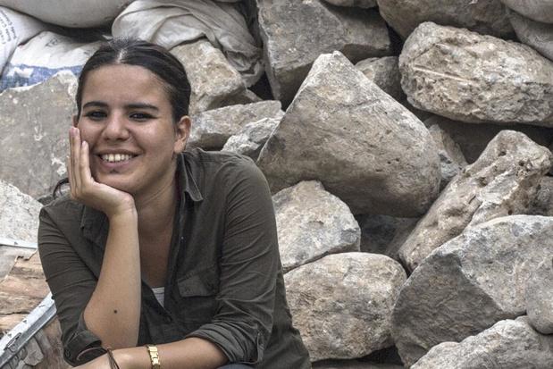 "Zehra Dogan: ""Continuer à dessiner, ma façon de résister"""