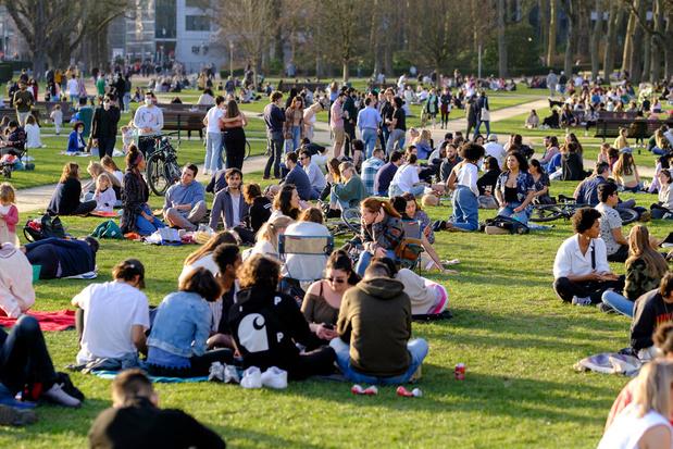 België wordt steeds meer een etnische smeltkroes