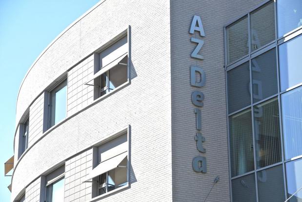 AZ Delta sluit corona-afdeling in Menen