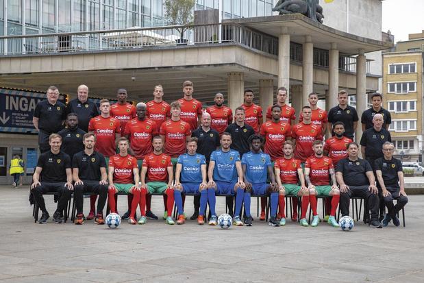 KV Ostende - Club