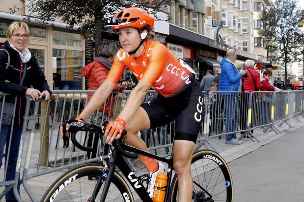 Valerie Demey kijkt uit naar het Europees kampioenschap in Plouay