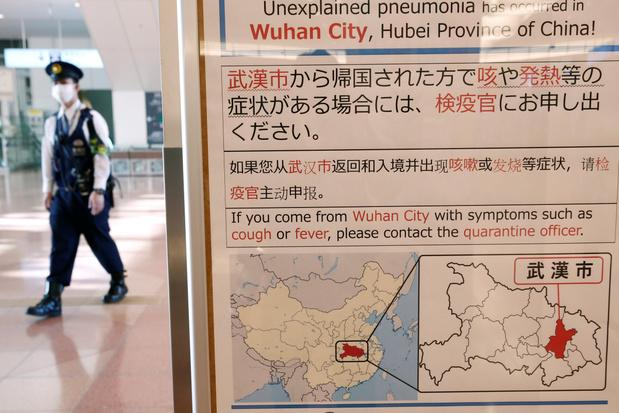 Belgische reisorganisaties annuleren alle reizen naar China