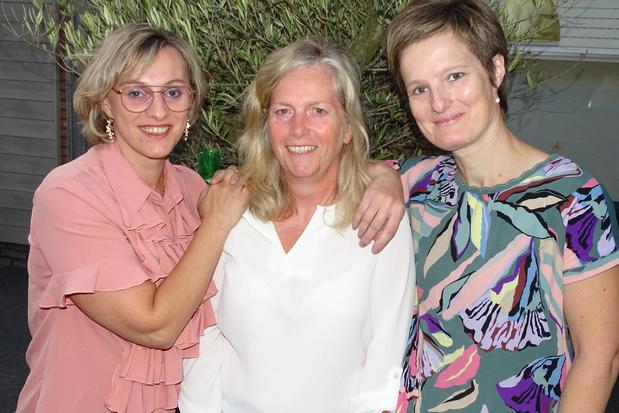 Femma Ruiselede verwelkomt Inge Slock als nieuwe voorzitster