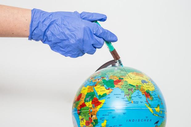 Le point sur la pandémie dans le monde : 7.800 morts répertoriés