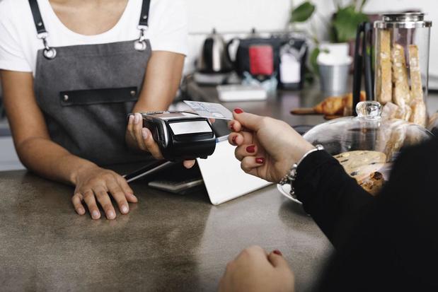 Les paiements sans contact touchent de plus en plus de monde