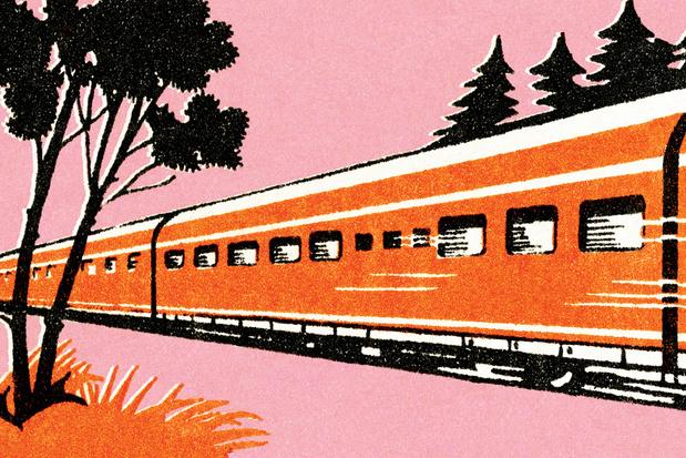 'Vakantie staat meestal synoniem met de bestemming, maar tijdens een treinreis is iedere dag een avontuur'