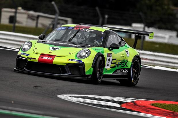 Brugse autocoureur Nicolas Vandierendonck gaat nog een jaar door