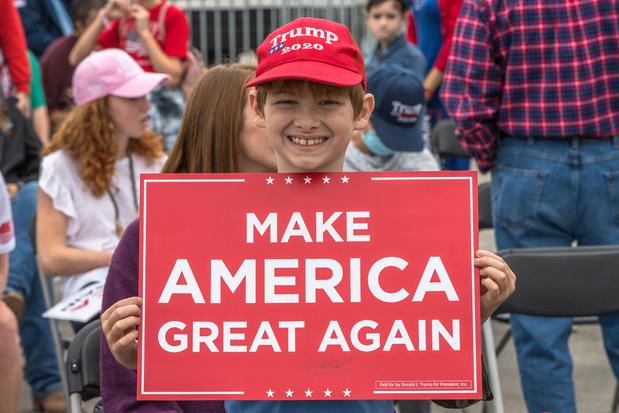'Make America Great Again' heeft nauwelijks gewerkt