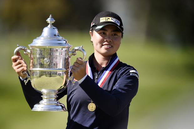 Filipijnse Yuka Saso (19) wint US Women's Open en schrijft golfgeschiedenis