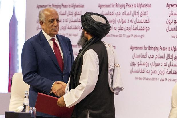 Une note d'espoir dans une année pourrie: une paix afghane