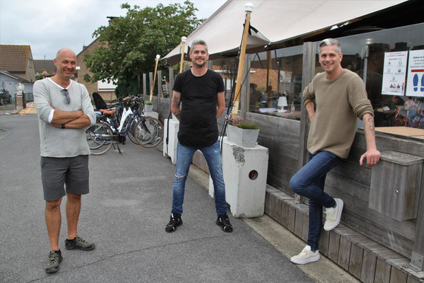 Oostendse tweelingbroers Mario en Mike Willems brengen het festival op je bord