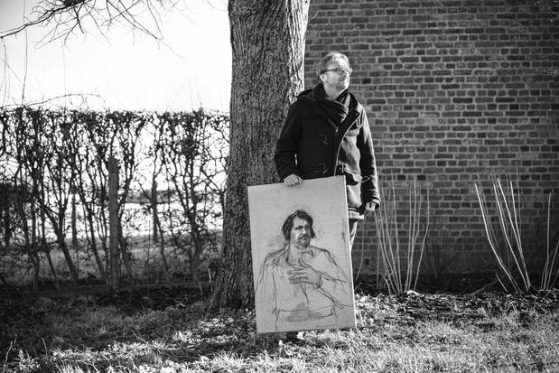 L'erreur est de céder à l'impatience, portrait de l'écrivain Bart Van Loo