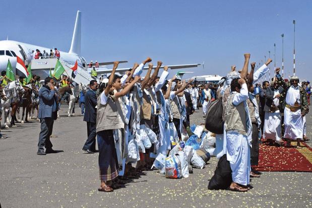 """Torture au Yémen: """"J'aurais préféré mourir sur le front plutôt que de tomber entre leurs mains"""""""