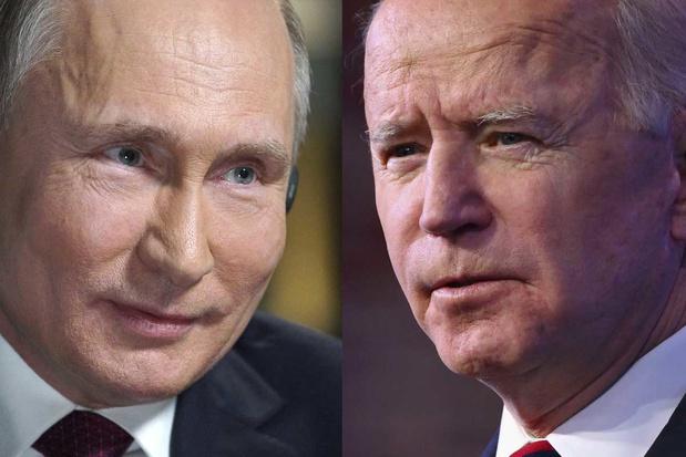 Biden dringt er (opnieuw) bij Poetin op aan hackersgroepen aan te pakken
